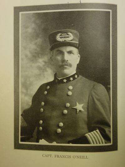 Francis O Neill Uilleann